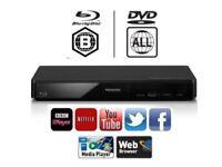 Panasonic SMART Blu-ray - DVD Player. Model - DMP-DB81 as new condition