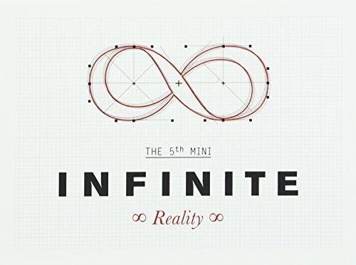 Infinite - Reality: 5th Mini Album [New CD] Asia - Import