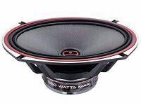 "New - DS18 EXL-SQ6.9 6x9"" 3-Ohm High Sound Quality Speaker 560 Watts - Set of 2"