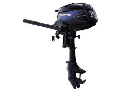 Tohatsu outboard ebay for Suzuki 40 hp outboard motor