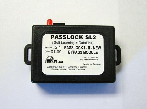 Fortin Passlock-Sl2 V2 Immobilizer Bypass Module For Passlock I & II