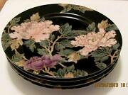 Fitz and Floyd Cloisonne Peony