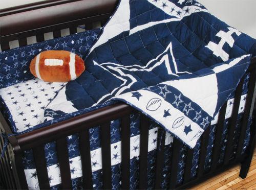Nursery Bedding Dallas Cowboys