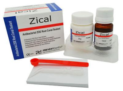 Prevest Denpro Zical Antibacterial Zoe Root Canal Sealer