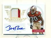 Jerry Rice Patch