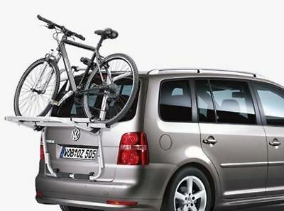 vw touran fahrradtr ger. Black Bedroom Furniture Sets. Home Design Ideas