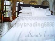 White Cotton King Quilt Cover
