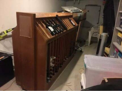 Timber Wine Rack (Commercial size) : FREE THIS WEEKEND ONLY North Ryde Ryde Area Preview