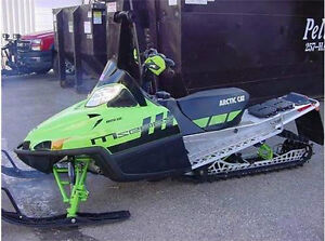 Parting Out 2011 Arctic Cat LTD M8