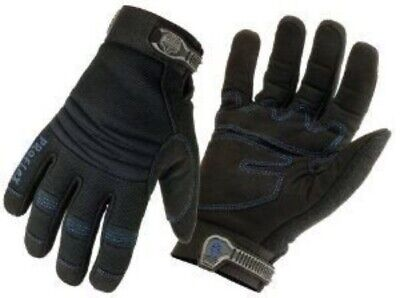 Ergodyne Proflex 817wp Reinforced Thermal Waterproof Insulated Work Gloves