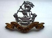 Officers Cap Badges