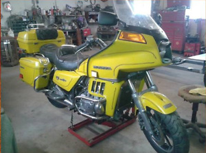 1984 Honda Goldwing 1200cc