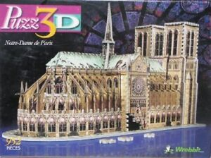 3D Puzzle - 3 to choose from