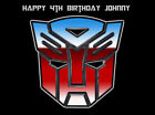 Transformers Birthday Party & Special Occasion Supplies