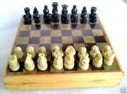 Stone Chess Board