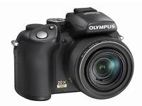 Olympus SP-570UZ Digital Camera