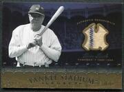 Yankee Stadium Memorabilia