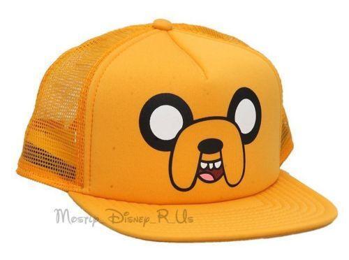 fe4b8c8f0fc Adventure Time Jake Hat