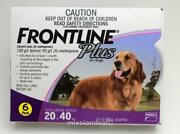 Frontline Plus for Dogs 45-88 6 Months