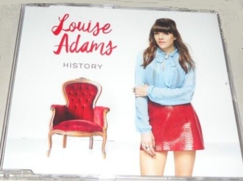 Louise Adams - History [new Cd Single] Australia - Import