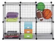 Wire Cube Organizer