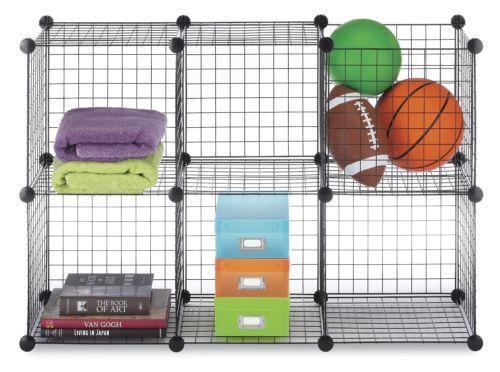 Wire Cube Organizer Ebay
