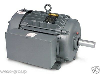 L1177T 15 HP, 1760 RPM NEW BALDOR ELECTRIC MOTOR
