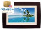 Brown Digital Photo Frames for Memory Stick xC
