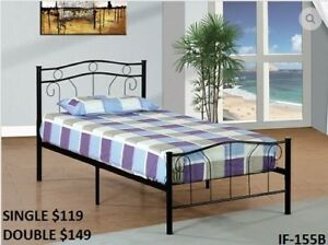 MIKES GOT NEW AFFORDABLE PLATFORM BEDS STARTING AT $119!
