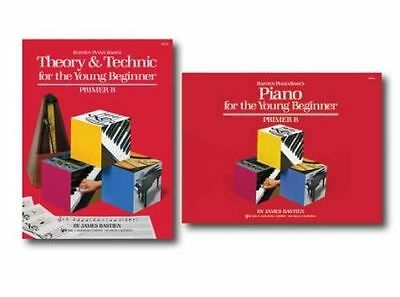 NEW Bastien Piano Basics for the Young Beginner Primer B Level - Beginner Level