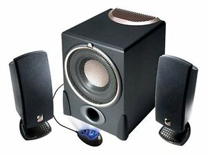 Acoustic Authority Sub and speakers