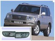 Toyota Landcruiser 100 Series