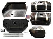 Jeep Wrangler Fuel Tank