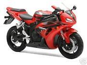 Honda Motorcycle Model