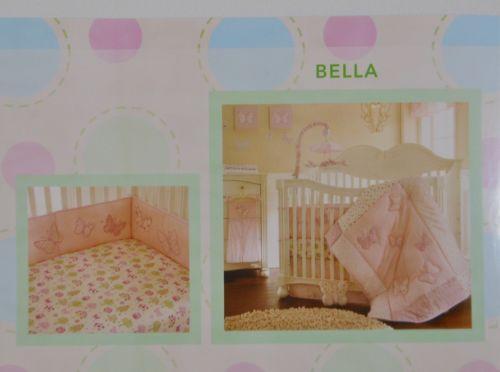 Laura Ashley Crib Bedding Ebay