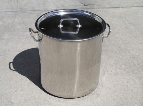 Stainless Steel Pot Cookware Ebay