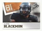 2012 Press Pass Justin Blackmon