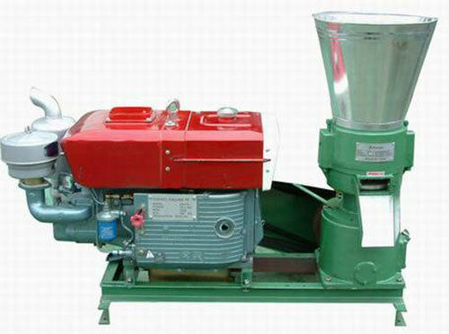 "Model 288 8 ""15hp Diesel powered Pellet Mill w/electric start. USA Free Shipping"