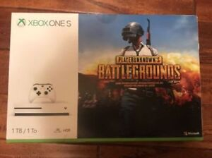 BRAND NEW Xbox One S 1TB PLAYER UNKNOWNS BATTLEGROUNDS Bundle