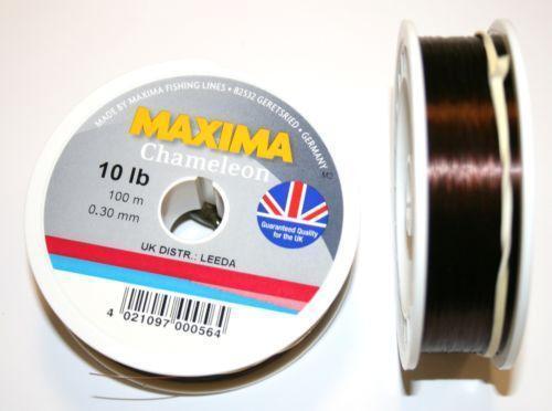 Maxima fishing line 10lb ebay for Maxima fishing line