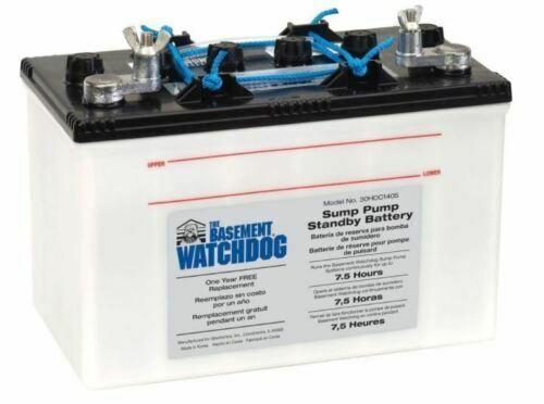 Basement Powered Watchdog Specialty Pump Plastic Sump Emerge