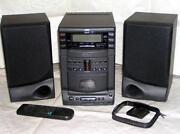 CD Cassette Stereo System