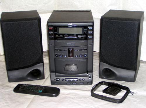 Cd Cassette Stereo System Ebay