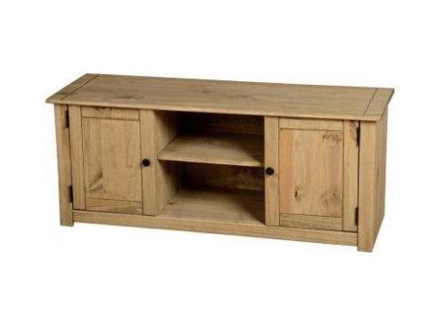 Pine TV Cabinet  eBay -> Tv Sideboard Pinie