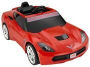 Kids Corvette