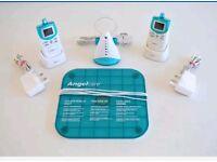 Angelcare sensor pad baby monitor