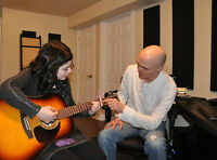 Airdrie Acoustic Guitar Lessons - Register Now For Fall!