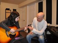 Airdrie Acoustic Guitar Lessons - 2 Spots Left For Feb!