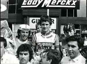 EDDY-MERCKX-Cyclisme-Press-Photo-ciclismo-Cycling-Vermeulen-luc-van-parijs