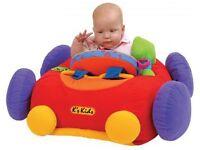 Baby car sit me up